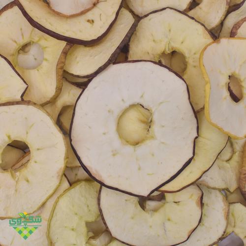 سیب خشک