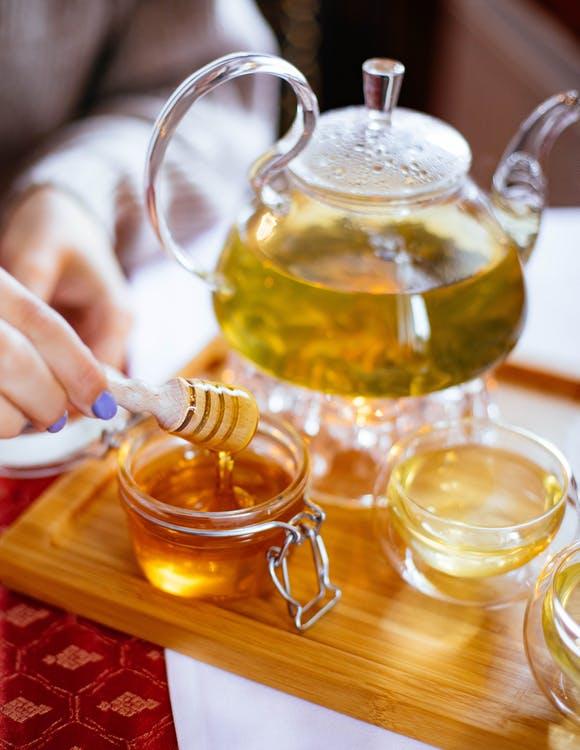 عسل برای درمان کرونا